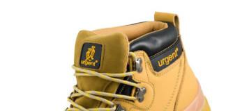 Wysokie buty robocze - komfort i ochrona w jednym